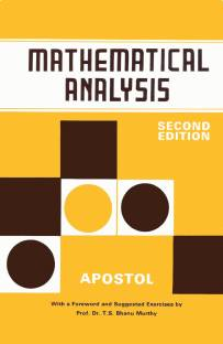 Mathematical Analysis, Second Edition 520pp/PB 2nd  Edition