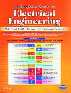Electrical Engineering Objective Type - More Than 10000