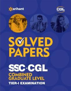 SSC CGL Combined Graduate Level Pre. Examination Tier-I