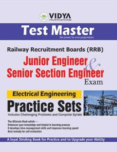 RRB Junior – Senior Section Engineer Exam Electrical Engineering Practice Sets
