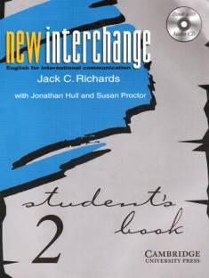 Interchange students book 2 with audio cd interchange third new interchange level 2 students book 1st edition fandeluxe Gallery