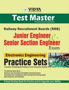 RRB Junior – Senior Section Engineer Exam Electronics Engineering Practice Sets
