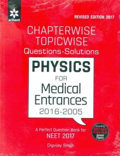 Chapterwise-Topicwise Questions-Solutions PHYSICS for Medical Entrances
