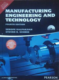 Manufacturing Engineering and Technology 6th Edition: Buy