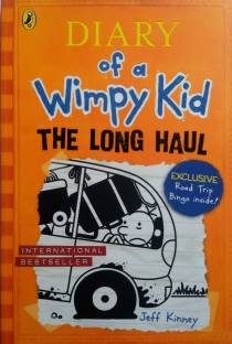 Diary Of A Wimpy Kid The Long Haul price comparison at Flipkart, Amazon, Crossword, Uread, Bookadda, Landmark, Homeshop18