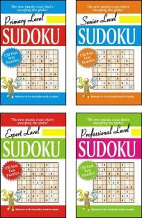 150 Sudoku Puzzles (Set of 4 Books)