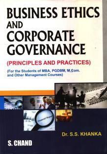 Business Ethics and Corporate Governance: Buy Business Ethics and
