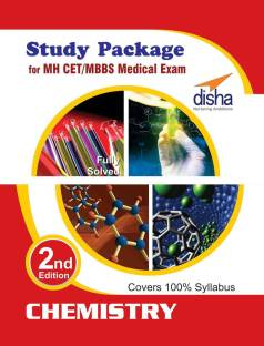 Study Package For MH CET MBBS Medical Exam Chemistry 2nd Edition