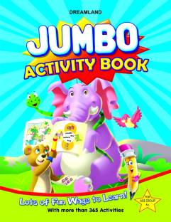 Jumbo with More Than 365 Activity