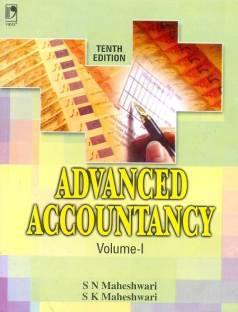 Advanced Accountancy (Volume 1), 10/e PB 10th  Edition