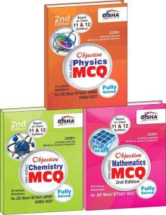 Objective Physics, Chemistry, Biology: Chapter-wise MCQ for