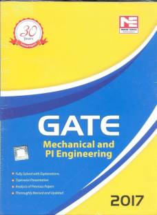 GATE 2017- Mechanical And PI Engineering
