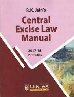 R k jain books store online buy r k jain books online at best central excise law manual 2017 18 fandeluxe Choice Image