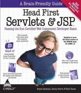 Head First Servlets and JSP (English, Paperback, Basham Bryan)