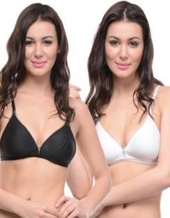 f831914ca52df BodyCare Women s Minimizer Bra - Buy White BodyCare Women s ...