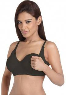 Daisy Dee by DaisyDee - Madonna Women's Maternity Black Bra - Buy ...