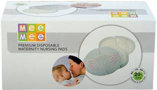 Mee Mee Premium Disposable Maternity Nursing Breast Pads