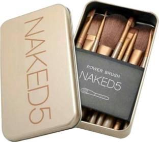 Yoana Naked5 Makeup Brush Set