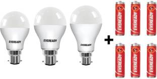 Eveready 7 W, 9 W, 12 W Standard B22 D LED Bulb