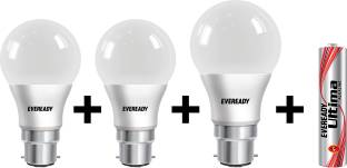 Eveready 3 W, 5 W, 7 W B22 LED Bulb