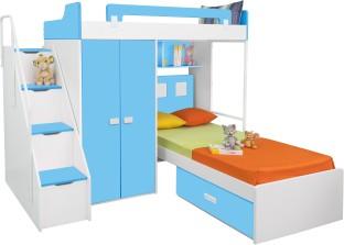 alex daisy boston engineered wood bunk bed