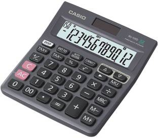 flipkart com casio mj 120d desktop basic calculator basic