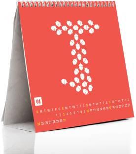 brewbubble pack of calendiary bahi calendar 2016 table calendar