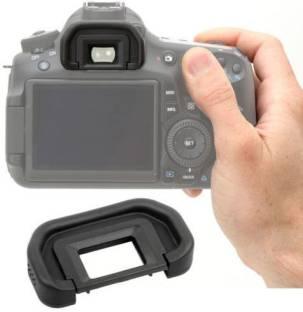 iKACHA Canon EOS 70D/60D/60Da/50D/40D/30D/20D/10D/5D/5DII Camera Eyecup