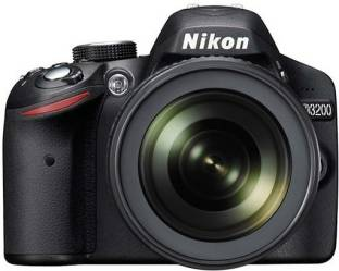 Nikon D3200 DSLR Camera  Body with AF S 18 105 mm VR Lens