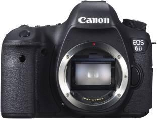 Canon EOS 6D Body DSLR Camera