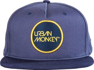 702d34f3b08 Urban Monkey Solid Skull Cap
