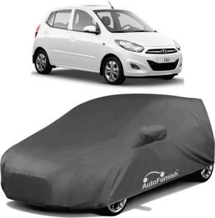 Autofurnish Car Cover For Hyundai I10 With Mirror Pockets