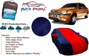 Auto Pearl Car Cover For Ford Ikon (With Mirror Pockets)  sc 1 st  Flipkart & AutoSun Car Cover For Ford Ikon Price in India - Buy AutoSun Car ... markmcfarlin.com