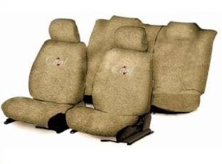 JMJW SONS Cotton Car Seat Cover For Tata Indica