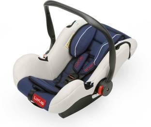 LuvLap Baby Carseat Cum Carry Cot Rearward Facing Car Seat