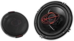 songbird 6 Inch 380W Max 3 Way SB-B16-66 Coaxial Car Speaker