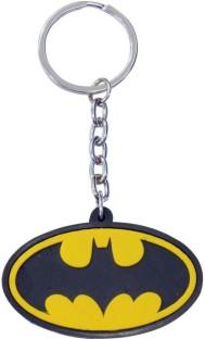 Batman Rubber Key Chain