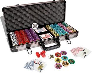 casinoite golden dragon macau poker chip set 500 toy - Poker Chips Set