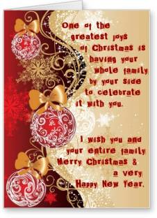 Gifts By Meeta Happiness on New Year Greeting Card Price in India ...
