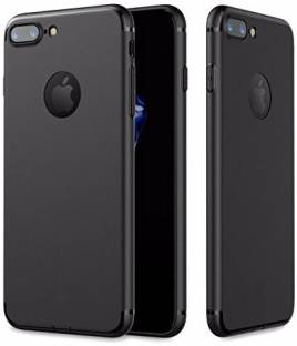 iphone 7 black. mobile mart back cover for apple iphone 7 plus iphone black