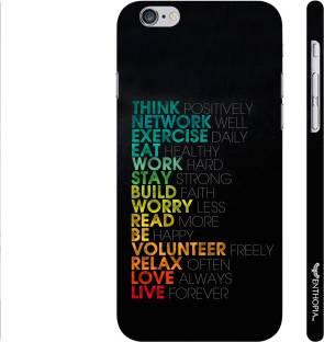 Matrix Back Cover for iPhone6 Marlboro - Matrix : Flipkart com