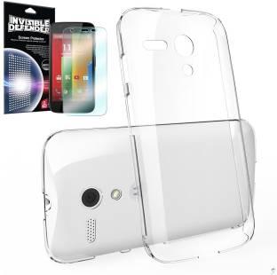 SMC Back Cover for Motorola Moto G (2nd Generation)