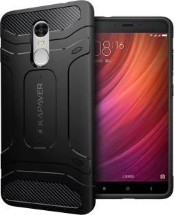 Kapaver Back Cover for Mi Redmi Note 4
