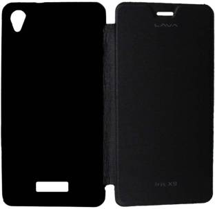buy popular 17566 8c2d7 Akkase Flip Cover for Lava X10 4G - Akkase : Flipkart.com
