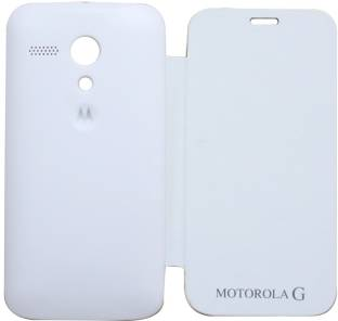 on sale ad1c1 850c8 Canvas Flip Cover for Moto G XT1033 (1st Gen) - Canvas : Flipkart.com
