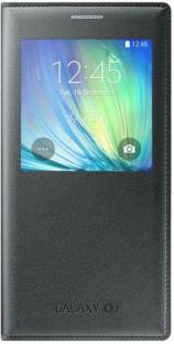 TECHSHARP Flip Cover for Samsung Galaxy On7