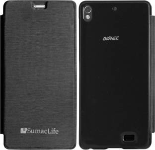 newest collection 84b57 8c6ff SumacLife Flip Cover for Gionee M2 - SumacLife : Flipkart.com