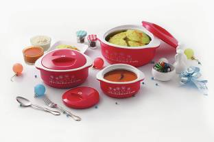 Cello Hot Meal Casserole Set
