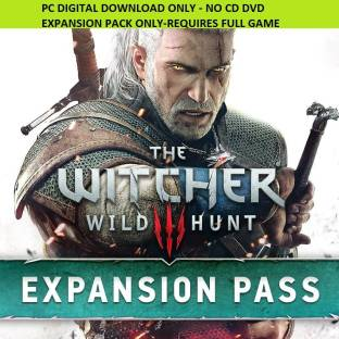 The Witcher 3: Wild Hunt - Blood and Wine with Expansion Pack Only