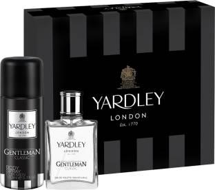 Yardley London Gentleman Classic Gift Pack Gift Set